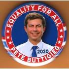 Pete Buttigieg Campaign Buttons (5)