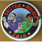 3rd Party 28L - Soltysik  Walker 2016  Campaign Button