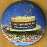 AD 29B - Campaign in Newsweek Advertising Button