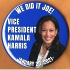 Kamala Harris Campaign Buttons (7)