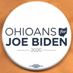 Biden 15B  - Ohioans For Joe Biden  2020  Campaign Button