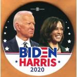 Biden 17D  -   Biden  Harris  2020 Campaign Button