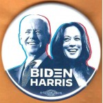 D2020 19J  - Biden Harris  (Minnesota) Campaign Button