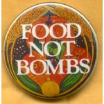 Cause 22B - Food Not Bombs Cause Button