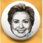Hillary  85B - Hillary '08 Campaign Button