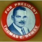 Thomas E. Dewey Campaign Buttons (7)