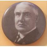 Harding 7B - (Warren G. Harding) Campaign Button