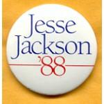 Hopeful 49A - Jesse Jackson For President Campaign Button