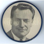 Hopeful 95G - Win With  Rockefeller In '64 Flasher Campaign Button