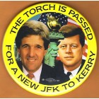 John Kerry Campaign Buttons