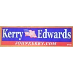 Kerry 1H - Kerry Edwards Bumper Sticker
