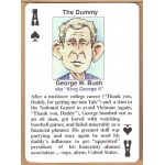 Kerry 7H - Election 2004 Cards & Game (anti George W Bush & Republicans)