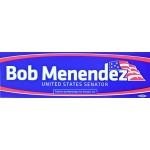 NJ 27T - Bob Menendez United States Senator Bumper Sticker