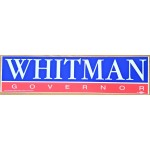 NJ 28Q - Whitman Governor  Bumper Sticker