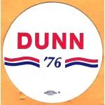 NJ 9Q - Dunn '76 Paper Sticker