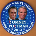 Mitt Romney Campaign Buttons
