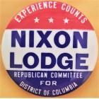 Richard Nixon Campaign Buttons