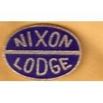 Nixon 37C - Nixon Lodge Lapel Pin