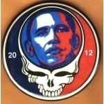 Obama 9G - 2012  Campaign Button