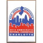Obama 1D - New Jersey Democrats 2012 Democratic National Convention Charlotte