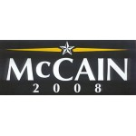 McCain 15A - McCain 2008 Bumper Sticker