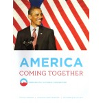 Obama 45G - America Coming Together 2012 Democratic National Convention Program