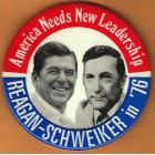 Ronald Reagan Campaign Buttons