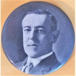 Wilson 7B - (Woodrow Wilson) Campaign Button